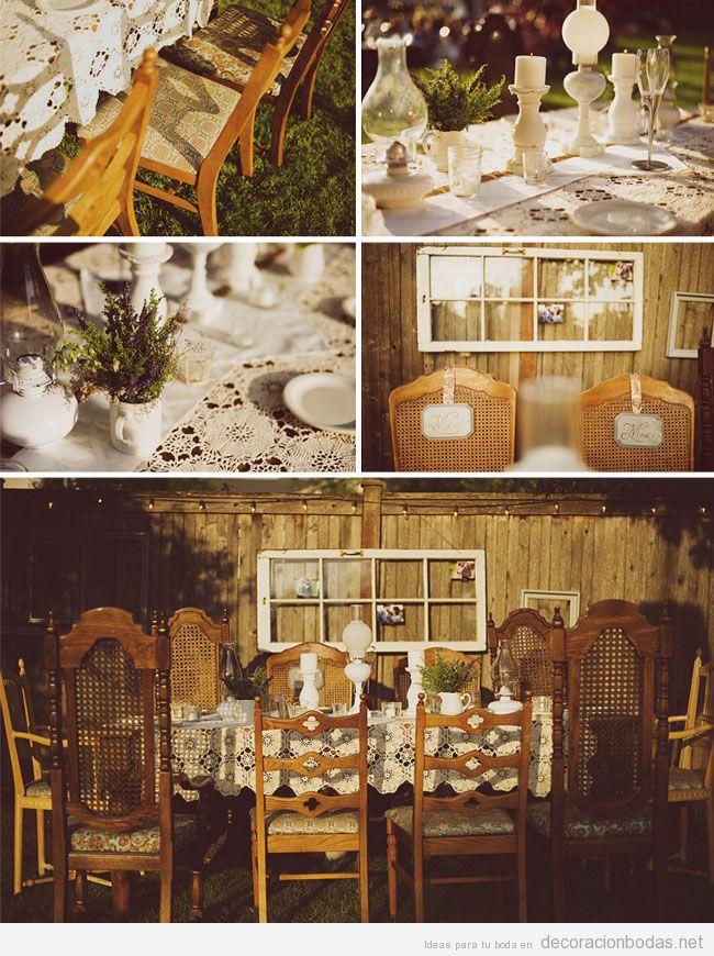 decoracion vintage boda comprar decoracin vintage para boda ntima en jardn decoracin bodas