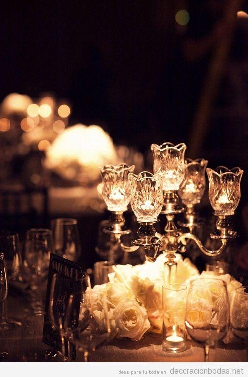Photos decorar mesas bodas centros mesa con velas para boda pictu