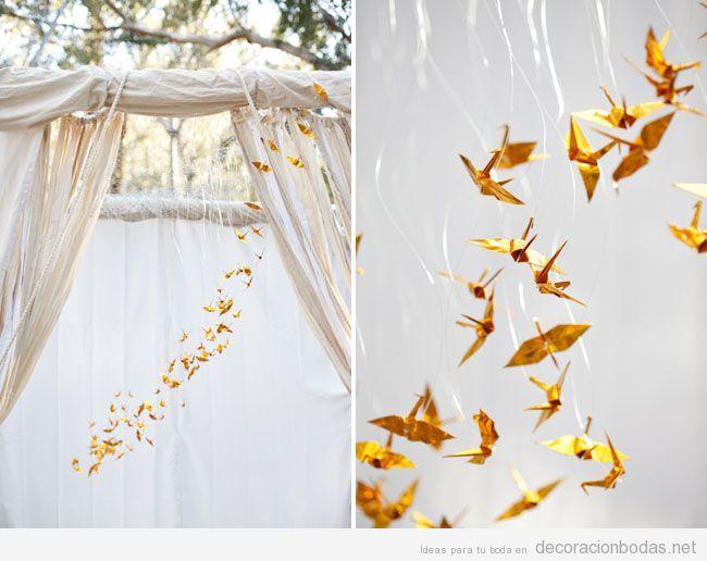 Decoracion Original Para Bodas ~   original para decorar una boda  Decoraci?n bodas  Decoraci?n de
