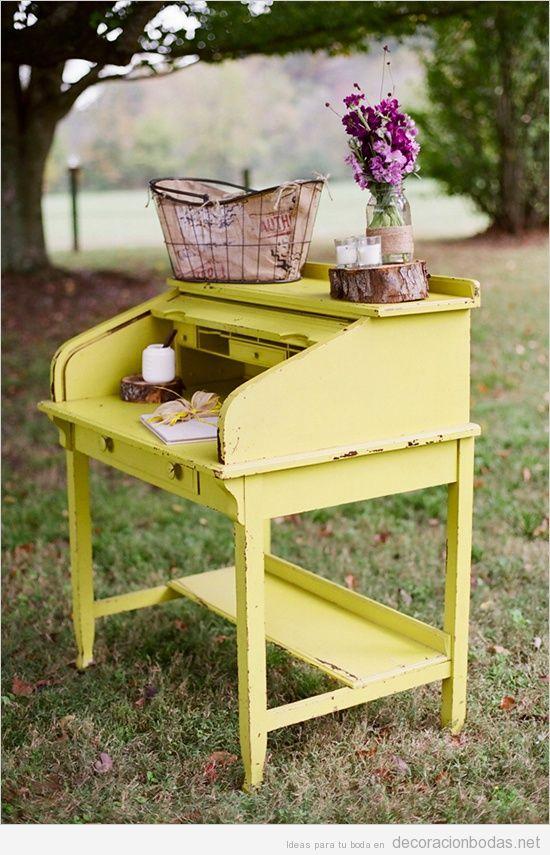 Jardines y aire libre decoraci n bodas todo para - Ideas originales jardin ...