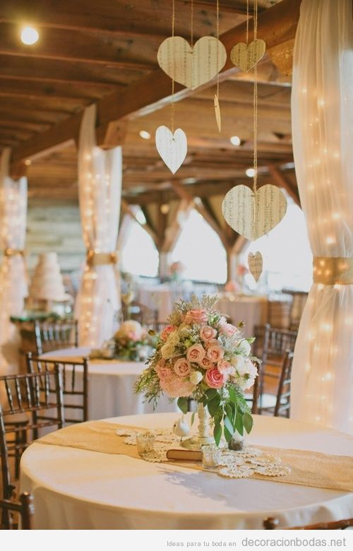 Vintage decoraci n bodas - Ideas vintage decoracion ...