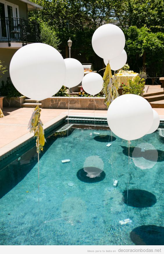 globos de helio decoraci n bodas decoraci n de bodas bohemias. Black Bedroom Furniture Sets. Home Design Ideas