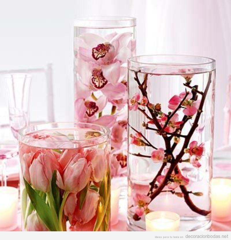 Decoraci n centros mesa boda archivos decoraci n bodas - Decoracion de flores para bodas ...