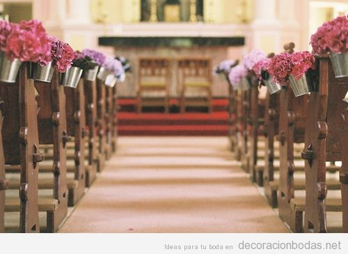 ideas simples (y económicas) para decorar la iglesia - página 3