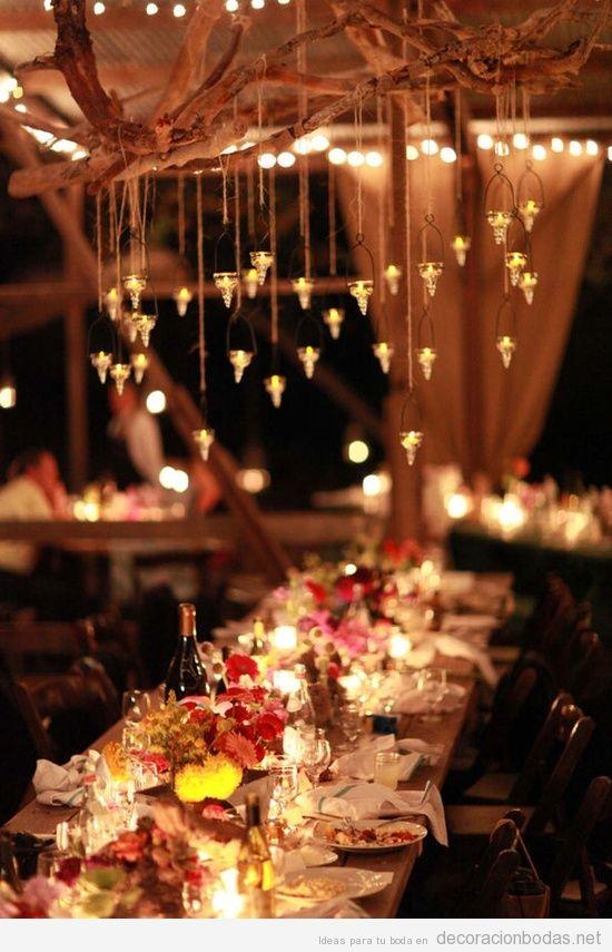 Carpa archivos decoraci n bodas - Luces para salon ...
