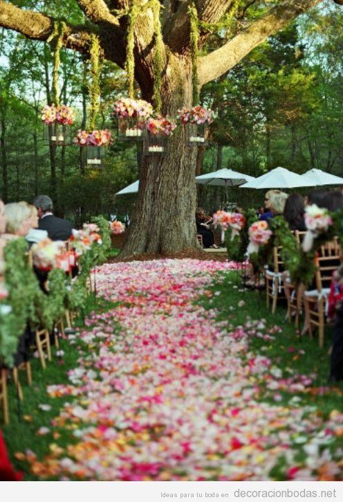 Jardines y aire libre archivos decoraci n bodas for Boda en un jardin