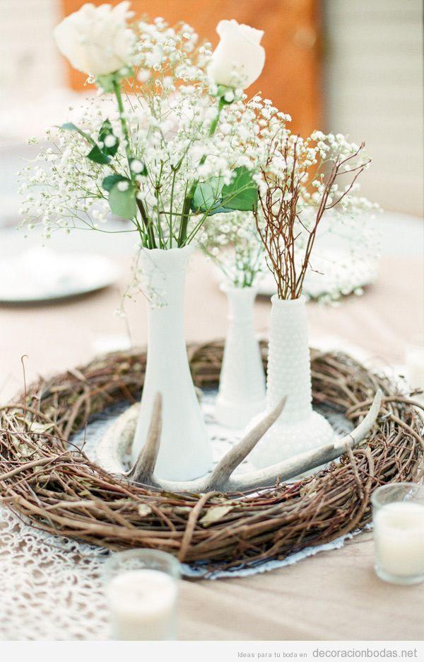 Jarrones archivos decoraci n bodas for Adornos d mesa para boda