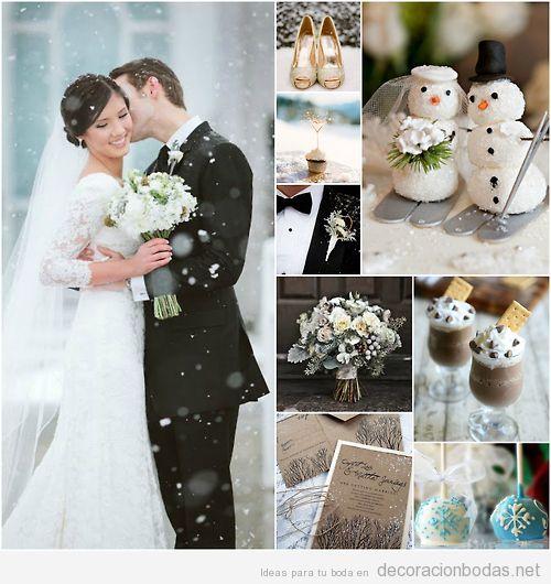 Invierno archivos decoraci n bodas for Decoracion invierno