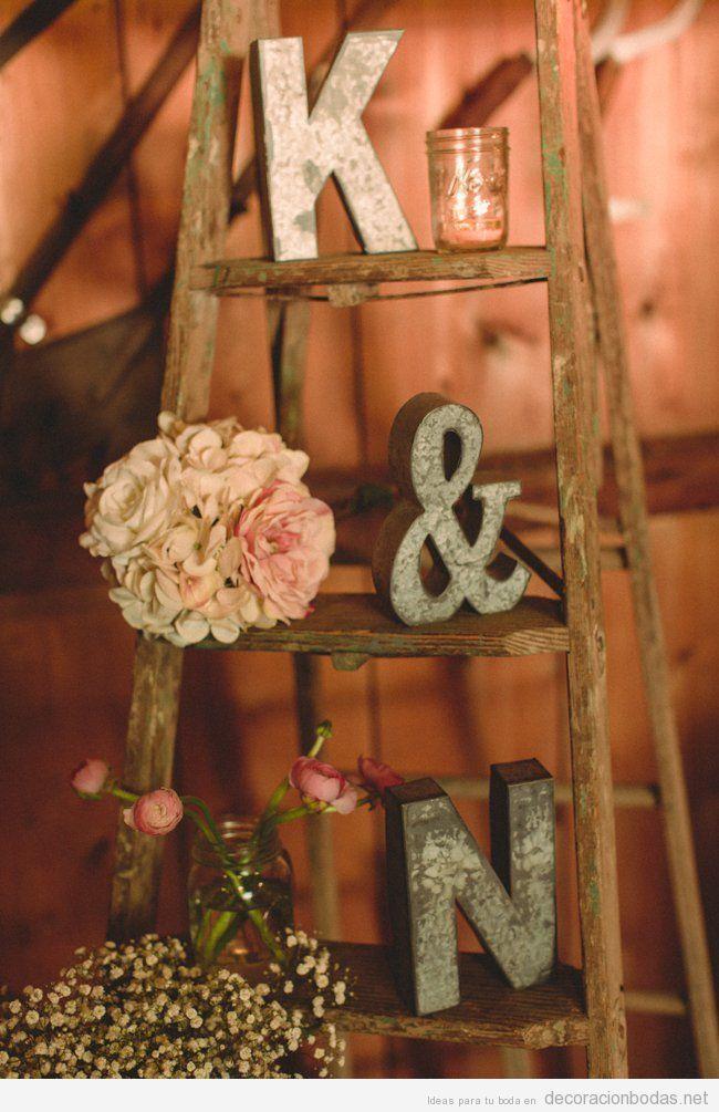 R stico archivos decoraci n bodas - Decoracion rustico chic ...