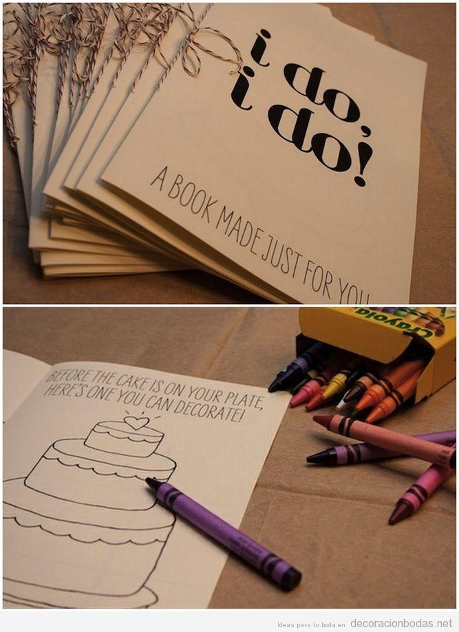 libros para ninos boda
