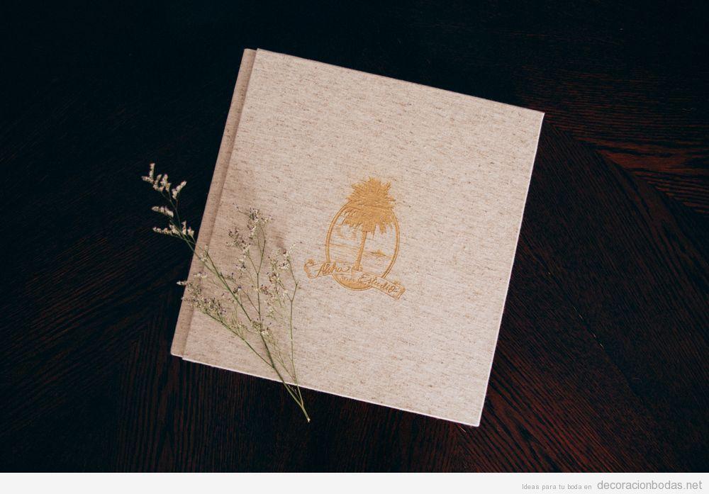 Álbum fotos boda vintage 2