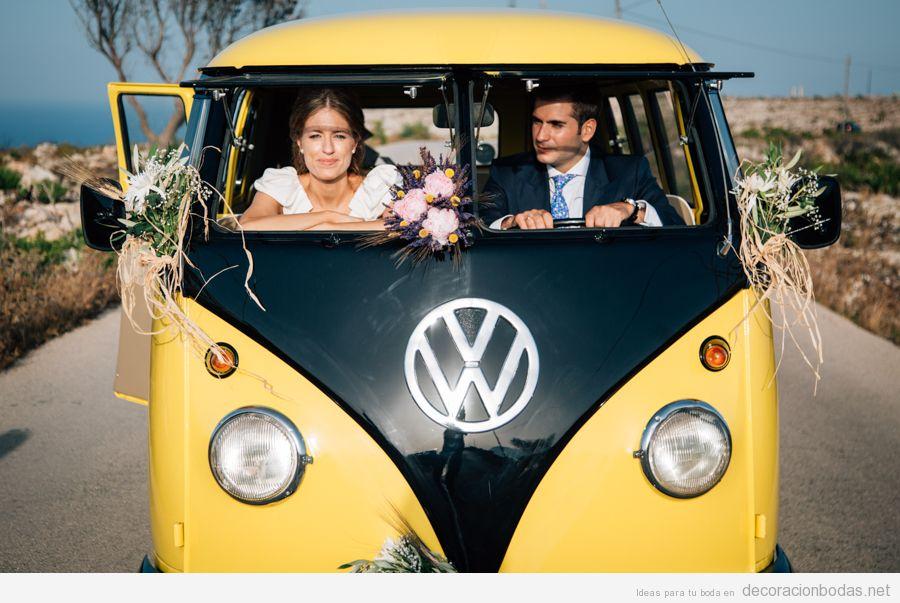 Fotos originales boda vintage 2