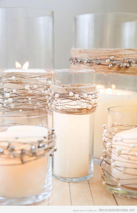 Ideas originales para decorar una boda invernal