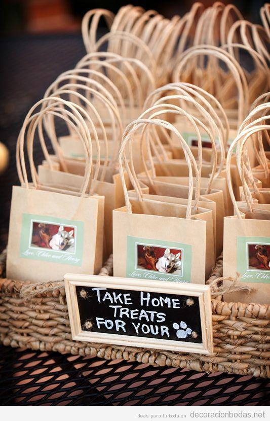 Ideas decoración bodas dog friendly o con perros 2