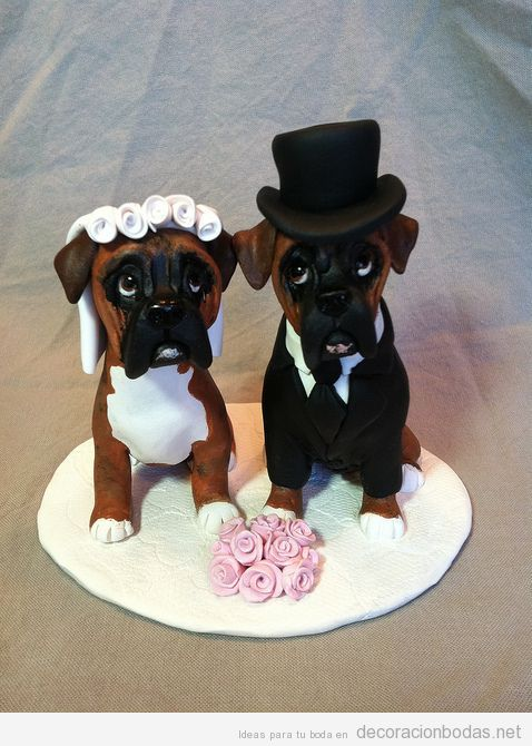 Ideas decoración bodas dog friendly o con perros