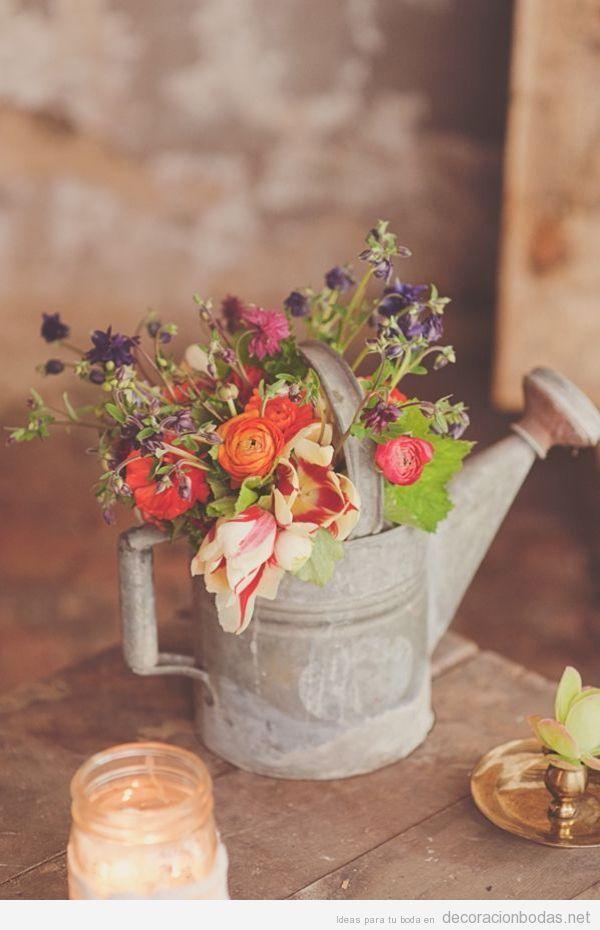 Manualidades para decorar una boda en primavera 11
