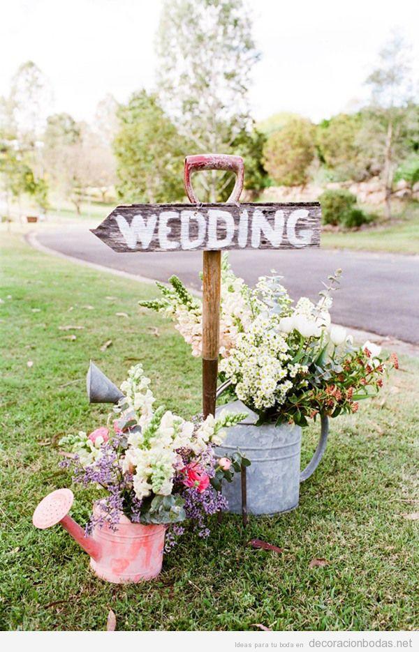 para decorar una boda en primavera