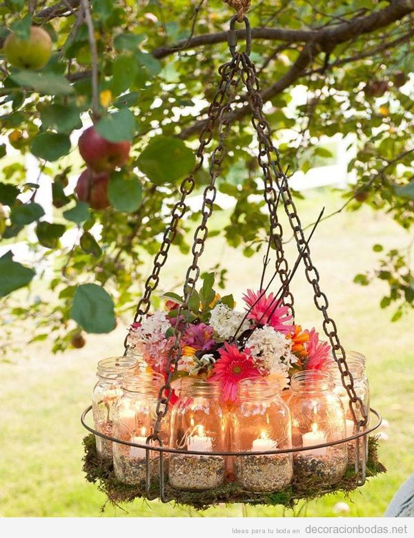 Ideas DIY y manualidad para decorar una boda en primavera