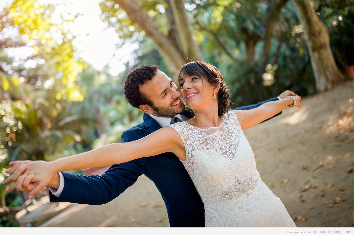 Fotos bonitas y originales de boda