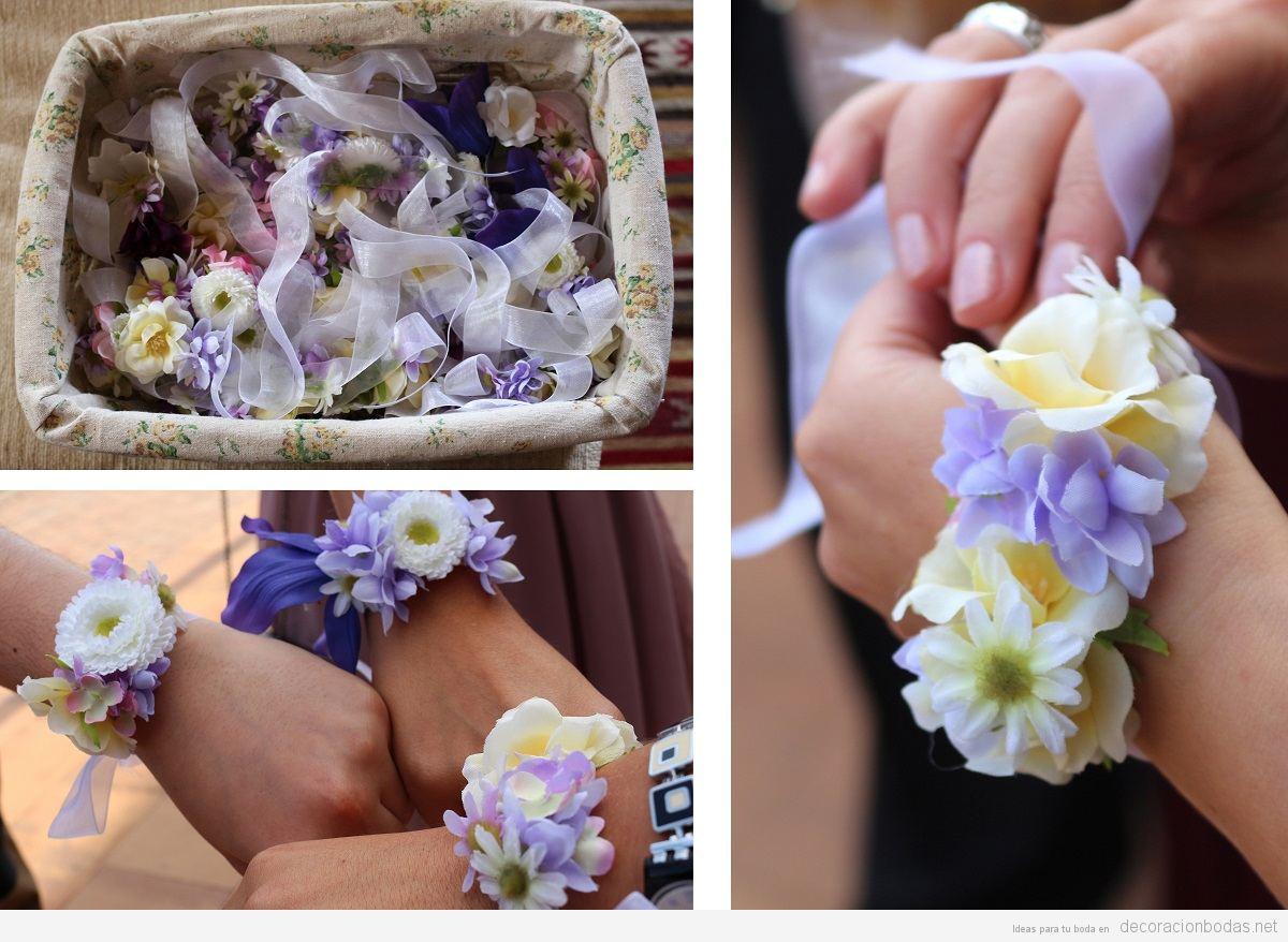 Guía de bodas de uma manualidades