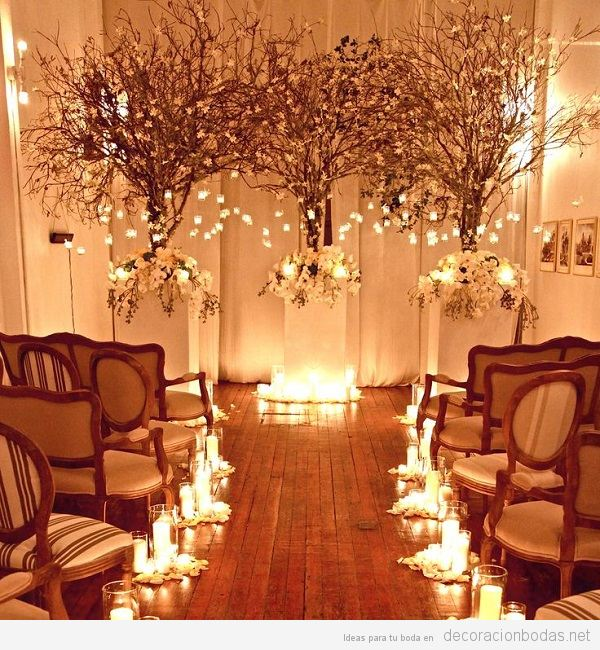 ideas para la decoración de una boda civil bonita y con alma
