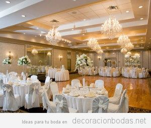 Decoracin bodas Ideas Originales Para Decorar Tu boda