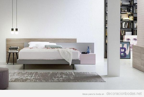 Dormitorios con diseño Jesse