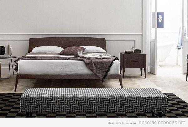 Dormitorios con diseño treku