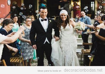 Cómo aprender a preparar una boda original
