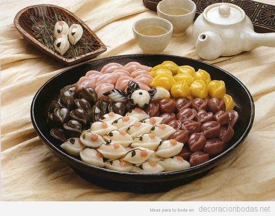 Pastel boda original tokk boda coreana
