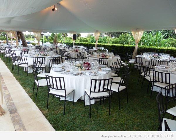 Alquiler de carpas para bodas 4