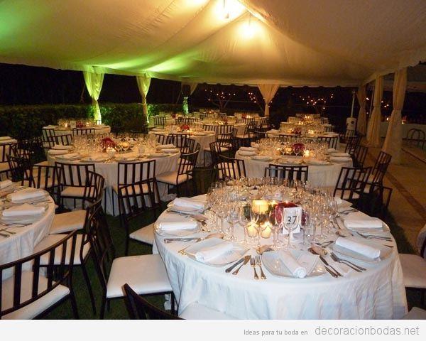 Alquiler de carpas para bodas decoraci n bodas for Alquiler decoracion bodas