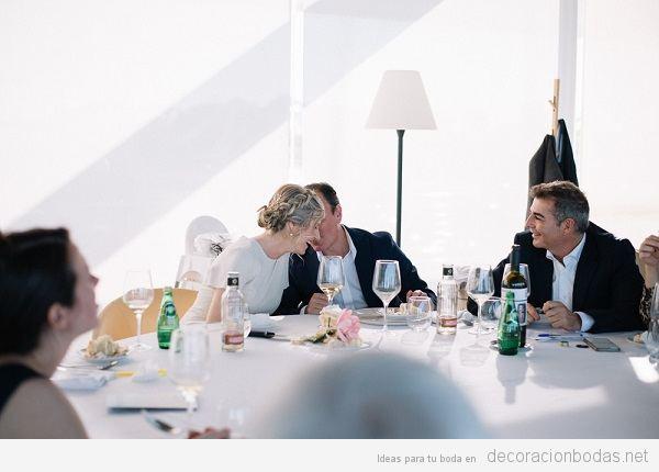Fotografía de bodas natural 6