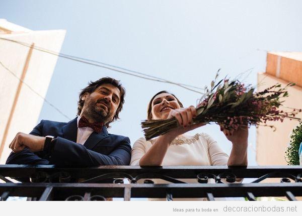 Fotografía de bodas natural 8