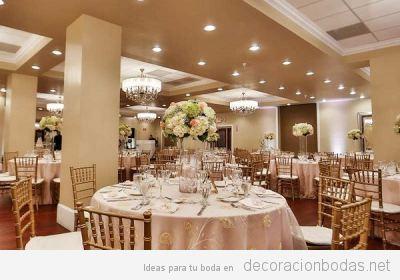 Tendencias en restaurantes para bodas y comuniones en España
