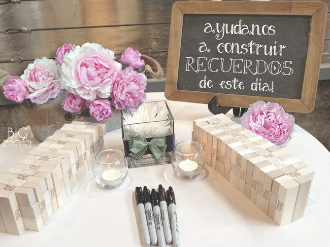 Ideas originales boda 2018 recuerdos escritos