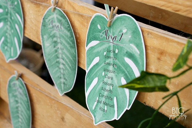 Ideas originales boda 2018 planning mesas lettering
