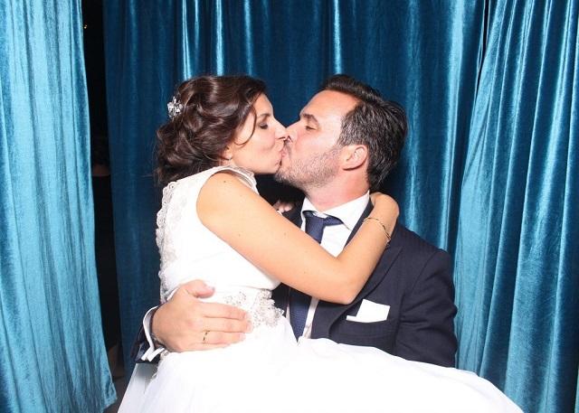 Alquiler fotomatón boda 3