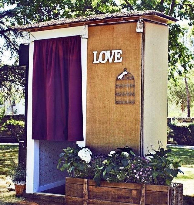 Ideas de decoración para bodas al aire libre