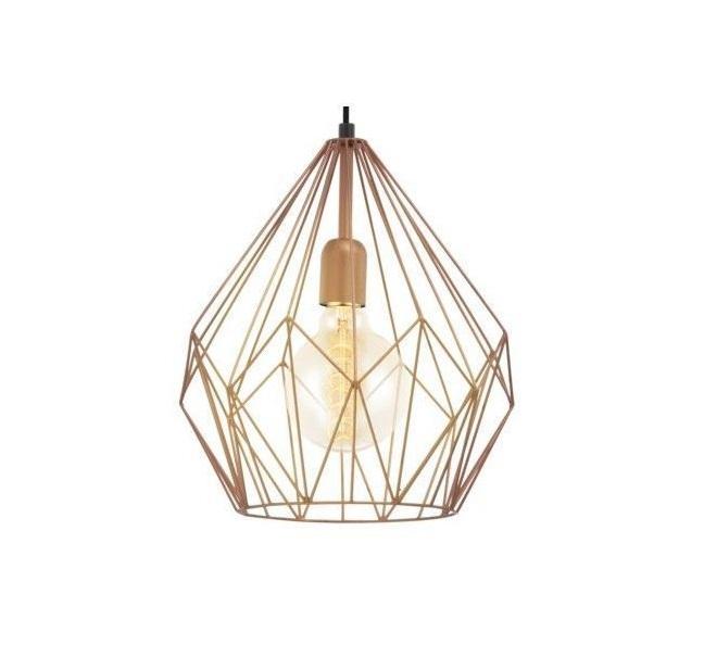 Lámpara vintage de diseño