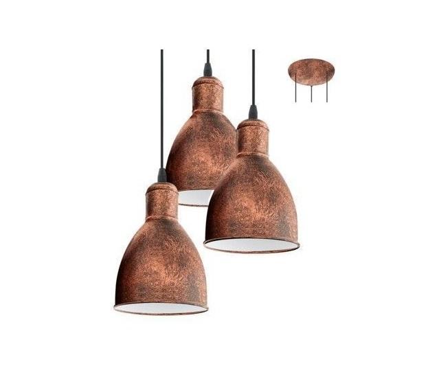 Lámpara industrial diseño