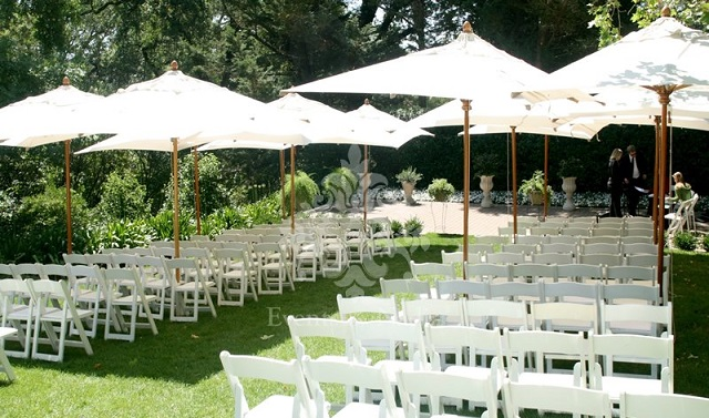 Parasoles boda