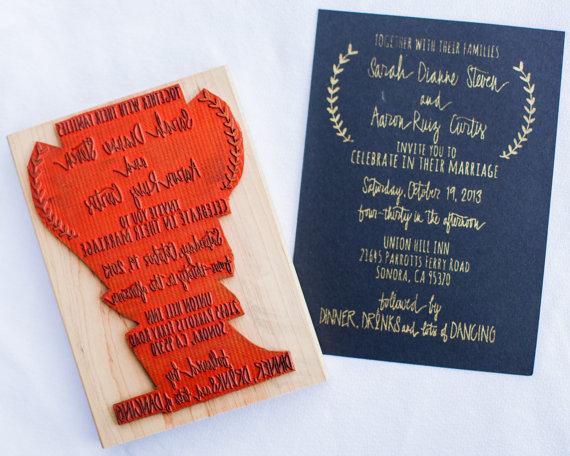 Sellos invitaciones boda 4