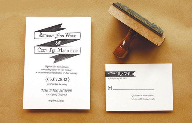 Sellos invitaciones boda 6