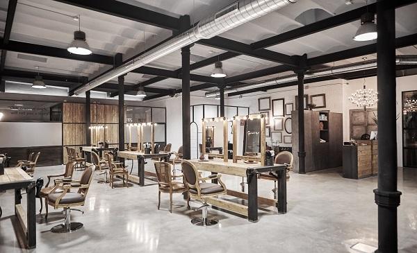 Salón de belleza de lujo en Barcelona 5