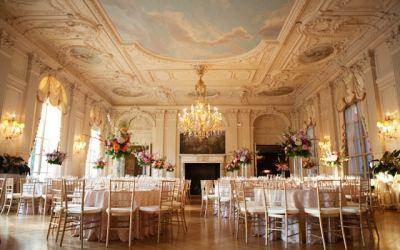 Qué tiene que tener un salón de bodas para que sea elegante