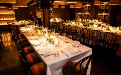 Cómo elegir el mejor restaurante para bodas