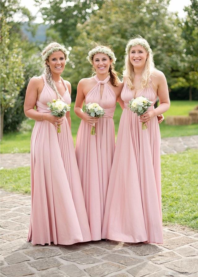 be7373030b5 Una boda de color de rosa • Decoración bodas