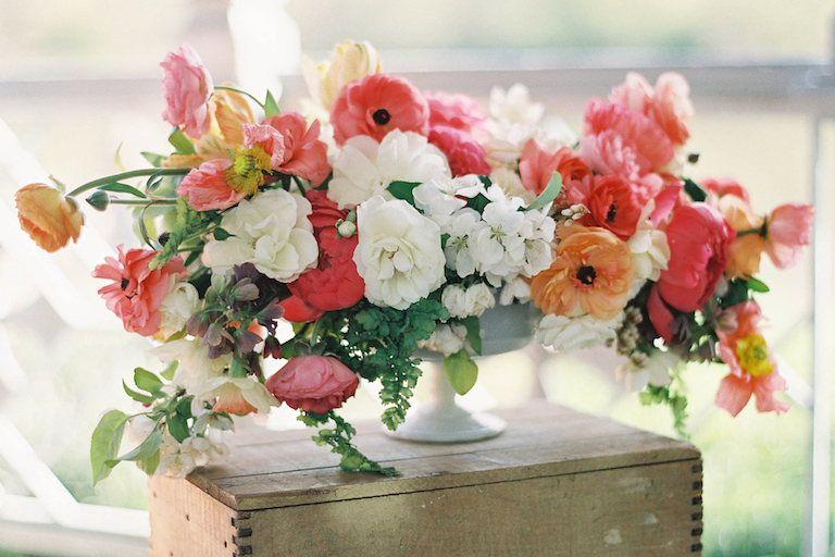 Las 10 flores más populares para una boda