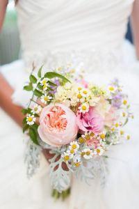 Ramos novia flores pequeñas 2